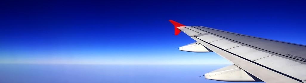 Vliegtuig vleugel plane wing