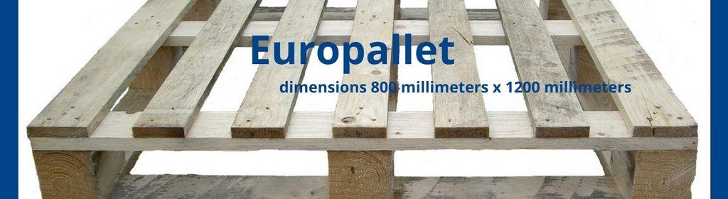 Europalletdimensions